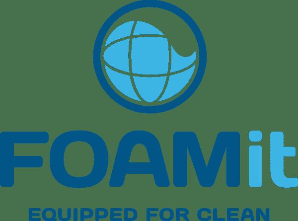 Updated FOAMit visual identity